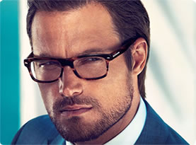 mens hugo boss eyeglasses