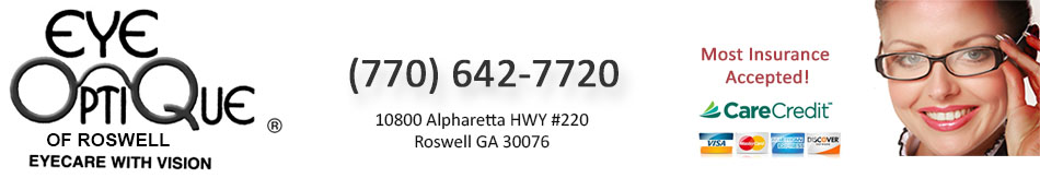 eye care roswell ga